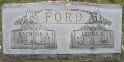 Leona Elizabeth <i>Branson</i> Ford