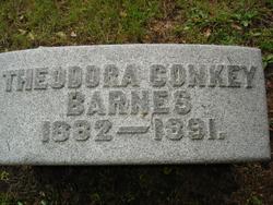 Theodora Conkey Barnes