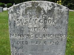 Susan <i>Cook</i> Blanchard