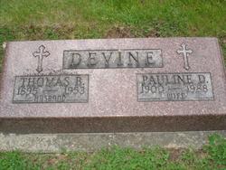 Thomas B Devine