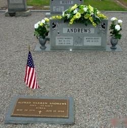 Alfred Warren Andy Andrews