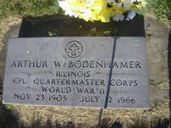 Corp Arthur W. Bodenhamer