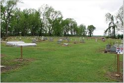 Evergreen Missionary Baptist Church Cemetery