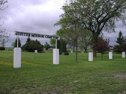 Jupiter Mission Cemetery