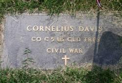 Cornelius George Davis
