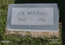 Joseph N. Joe Modrall