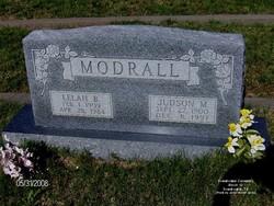 Lelah Bell Modrall