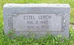 Estel Leach