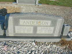 Sarah Bea <i>Arant</i> Anderson