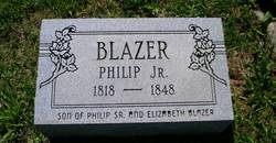 J. Philip Blazer, Jr