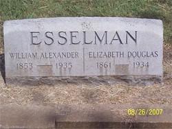 Elizabeth Douglas <i>Hickman</i> Esselman