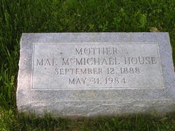 Mattie Mae <i>McMichael</i> House