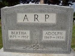 Bertha <i>Tietjens</i> Arp