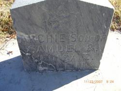 Samuel Archie Allen