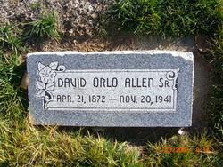 David Orlo Allen
