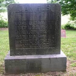 John Q.A. Daniels