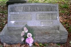 Jesse D. Daniels