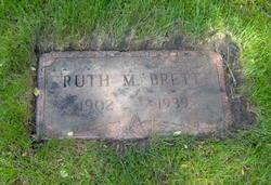 Ruth Marie <i>Furtney</i> Brett