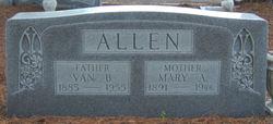 Van Buren Allen