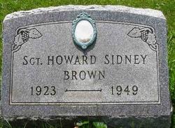 Howard S. Brown