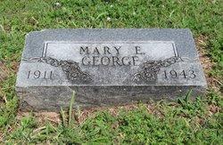 Mary E George
