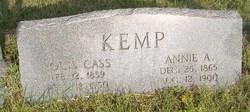 Annie Agnes <i>Ross</i> Kemp