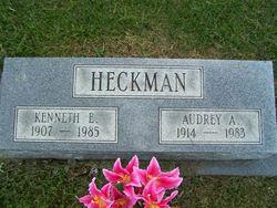 Audrey A. <i>Knappenberger</i> Heckman