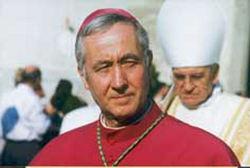Archbishop Donato Squicciarini