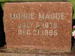 Minnie Maude <i>Porter</i> Boone