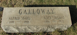 Alfred Earl Galloway