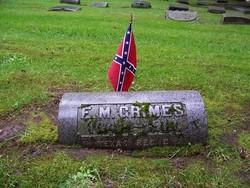 Pvt Elisha Monroe Grimes