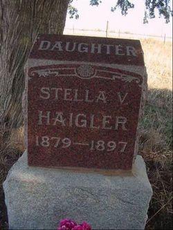 Stella V Haigler