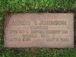 Alfred L. Johnson