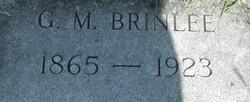 George Mason Brinlee