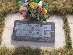 Jarin Shane Hansen