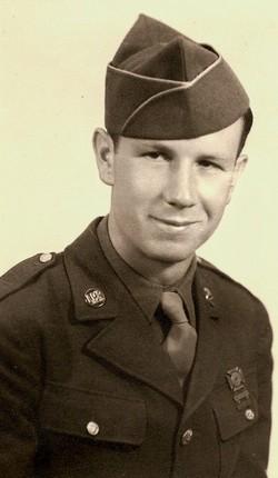 Pvt Carl Wilkins Hamlow