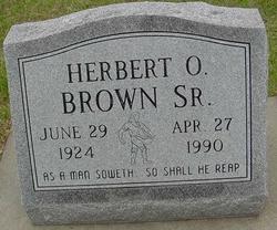 Herbert Otis Brown