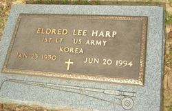 Eldred Lee Red Harp