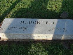 George Burleson MacDonnell