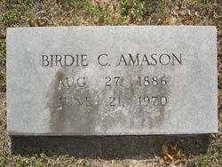 Birdie L <i>Camp</i> Amason