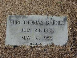 Burl Thomas Barnes