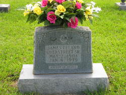 James Leland Overstreet, Sr