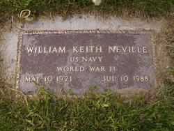 William Keith Neville