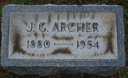Joseph Garfield Archer