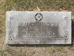 Brandt Badger, Sr