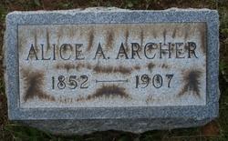 Alice A. Archer