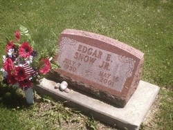 Edgar Elwood Ace Snow, Jr