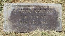 James Alvis Baucom