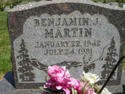 Benjamin J. Martin