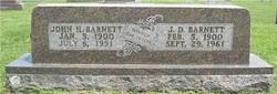 John J.D. Barnett